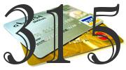 Credit card with 315 Credit Score