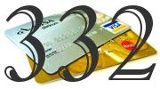 Credit card with 332 Credit Score