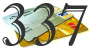 Credit card with 337 Credit Score