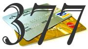 Credit card with 377 Credit Score