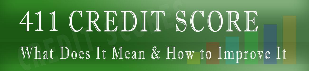 How good is 411 Credit Score?