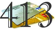 Credit card with 413 Credit Score