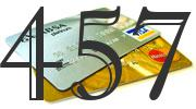 Credit card with 457 Credit Score