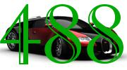 488 Credit Score Car Loan Interests