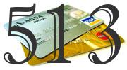 Credit card with 513 Credit Score