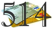 Credit card with 514 Credit Score