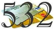 Credit card with 532 Credit Score