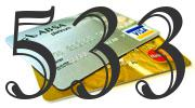 Credit card with 533 Credit Score