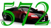 572 Credit Score Auto Loan Interest Rates