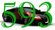 593 Credit Score Auto Loan Interest Rates
