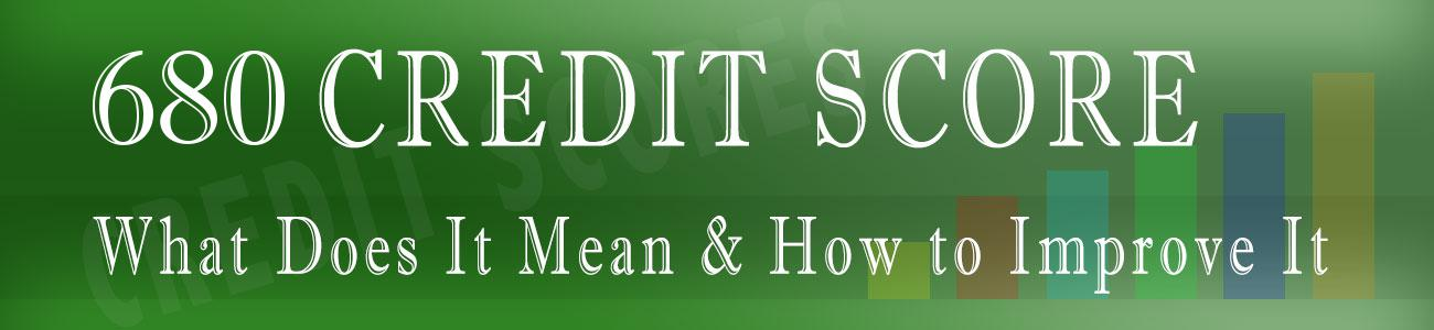 Is 680 A Good Credit Score >> 680 Credit Score Good Or Bad Auto Loan Credit Card Options Guide