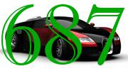 687 Credit Score Car Loan Interests