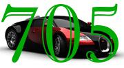 705 Credit Score Car Loan Interests