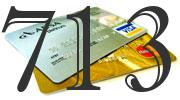 Credit card with 713 Credit Score