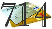 Credit card with 714 Credit Score