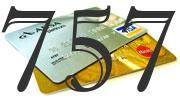 Credit card with 757 Credit Score