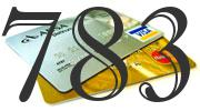 Credit card with 783 Credit Score