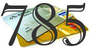 Credit card with 785 Credit Score