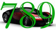 789 Credit Score Car Loan Interests