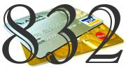 Credit card with 832 Credit Score