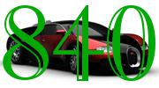 840 Credit Score Car Loan Interests