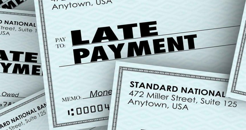 Removing Late Payments