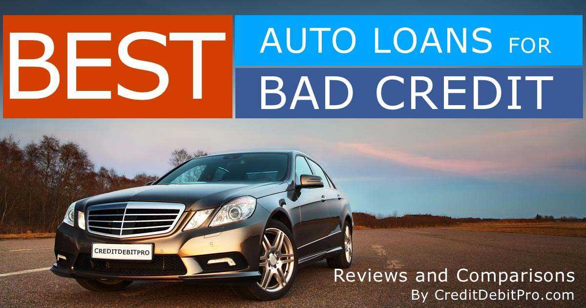 Best auto loan options